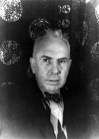 "Theodore Dreiser (August 27, 1871 – December 28, 1945) was an American novelist and journalist; he is best known for his works ""Sister Carrie"" and ""An American Tragedy"".  He and Wharton were close friends.  Dresier would come and stay with Esherick, and part of ""An American Tragedy"" was writting while enjoying time with Wharton.  Much correspondence exists between the two friends."