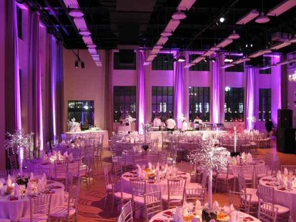 mcdavid studio with lights kaity matts wedding reception venue