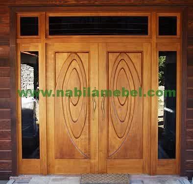 Pintu Rumah Modern Minimalis Jati merupakan produk furniture jepara dengan bahan baku kayu jati yang diproduksi oleh pengrajin jepara berpengalaman produk terbaru mebel jepara kami jual dengan harga murah.