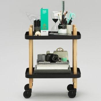 Block table by Normann Copenhagen.