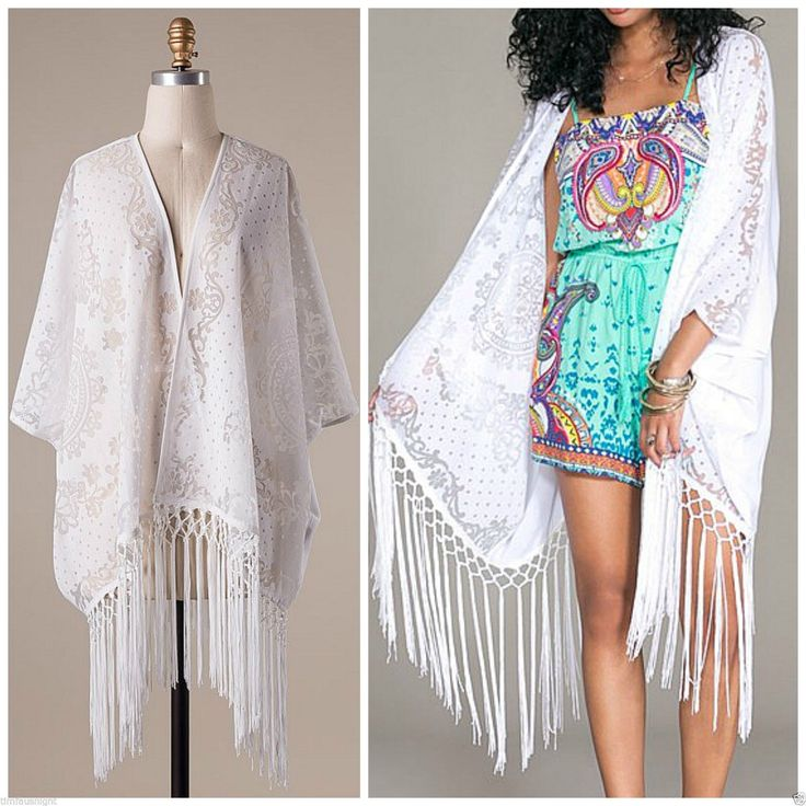 35 best kimono images on Pinterest | Kimonos, Boho chic and Chic ...
