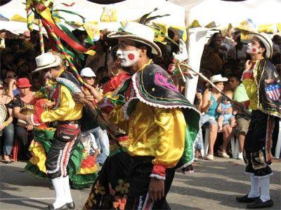 En #Colombie, le Carnaval de Barranquilla est la fête folklorique et culturelle la plus importante du pays