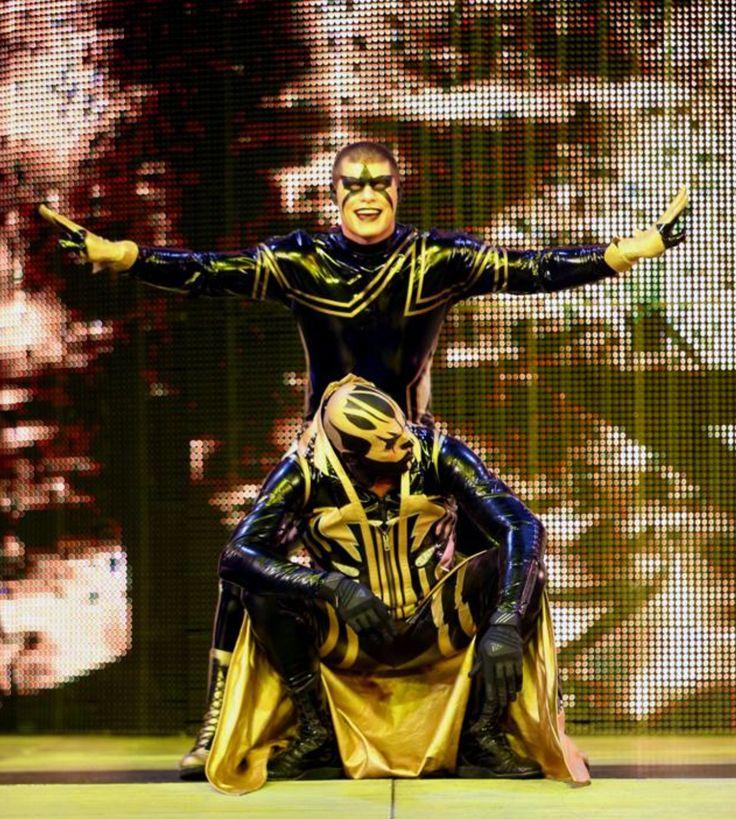 WWE Goldust & Stardust | my hero | Pinterest | Laughing ...