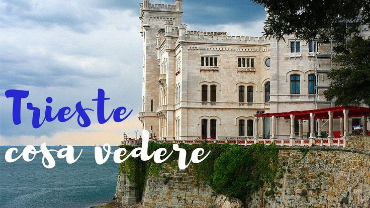 Una giornata a Trieste #viaggi #trieste #video #youtuber #vlog #viaggiare #travelblogger #pinalapeppina #trieste #friuli #italy #italia #vlogger