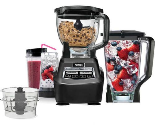 For the first time ever you get the same professional high performance power in both the single serve as well as the 72 ounce pitcher! Ninja Single Serve Blending Cups allow you to crush ice into snow, blend whole fruits & vegetables into delicious drinks, & create resort style blended drinks! Full size blender performance now in individual cups!