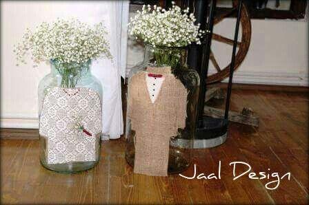 Wedding decor - Bride & Groom