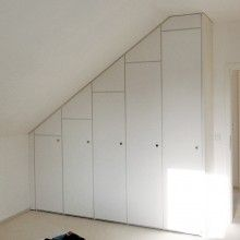 24 Best Images About Closets With Slanted Ceilings On