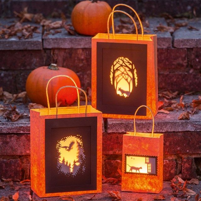 17 best Halloween images on Pinterest Halloween decorations, Fall - halloween arts and crafts decorations
