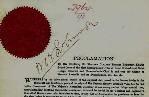 State Records Office of Western Australia | SRO