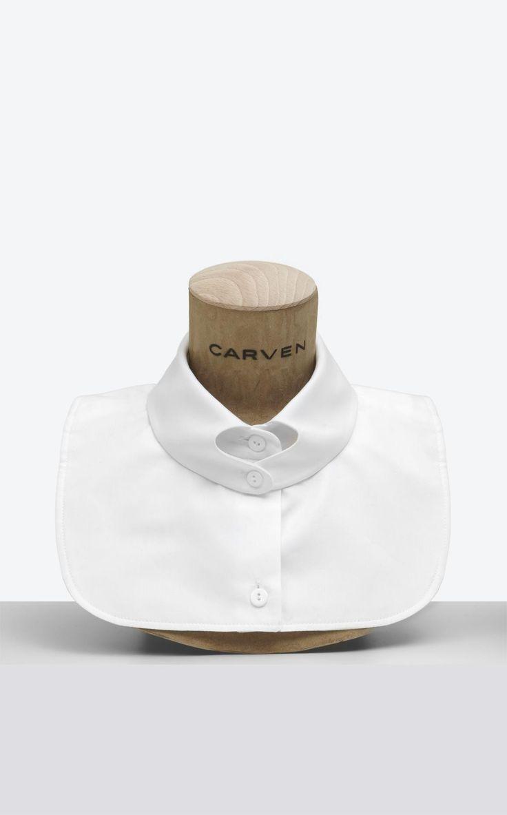 Carven Col popeline - Nouveautés - Femme