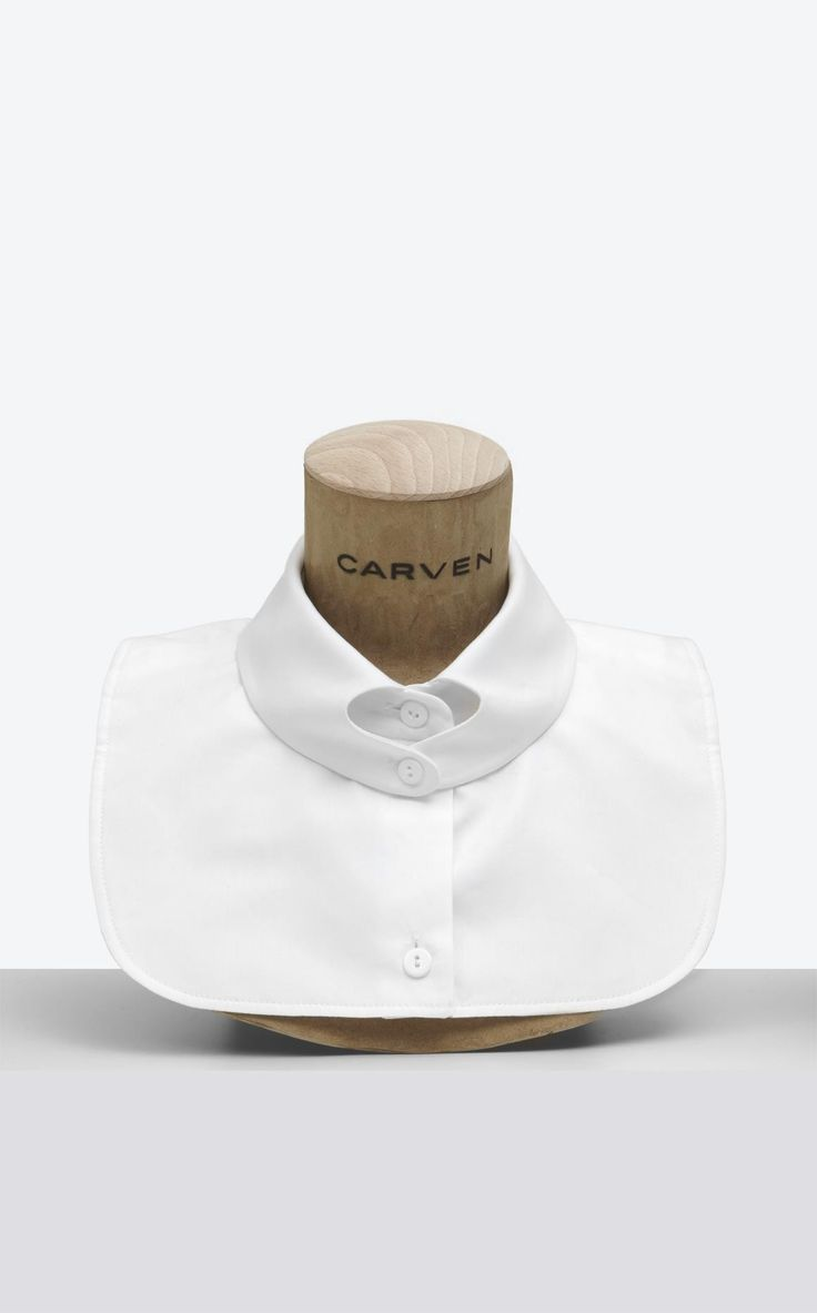 CARVEN Poplin collar - New arrivals - Women