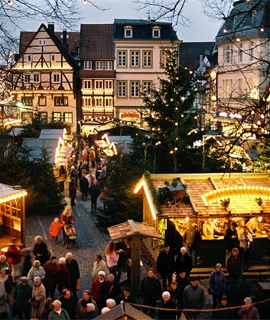 Soest, Germany....Where my former exchange student lives.