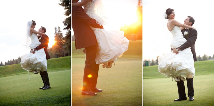 Fun photos at the King Valley Golf Club
