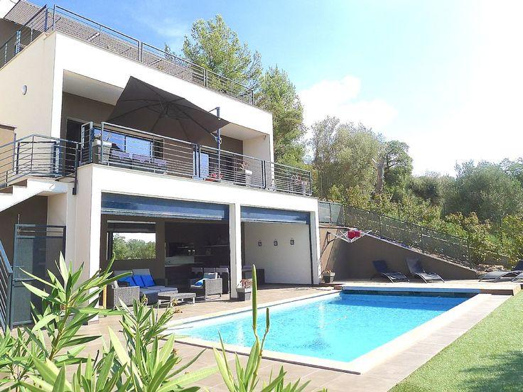 Abritel Location Bormes les Mimosas Villa Contemporaine Climatisé - residence vacances arcachon avec piscine