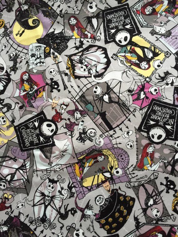 I Have To Admit I Fell In Love Twice First Was With Nightmare Before Christmas Tattoo Nightmare Before Christmas Drawings Nightmare Before Christmas Wallpaper