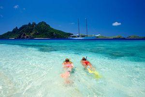 Seaspray Day Sailing Adventure - South Sea Cruises Fiji