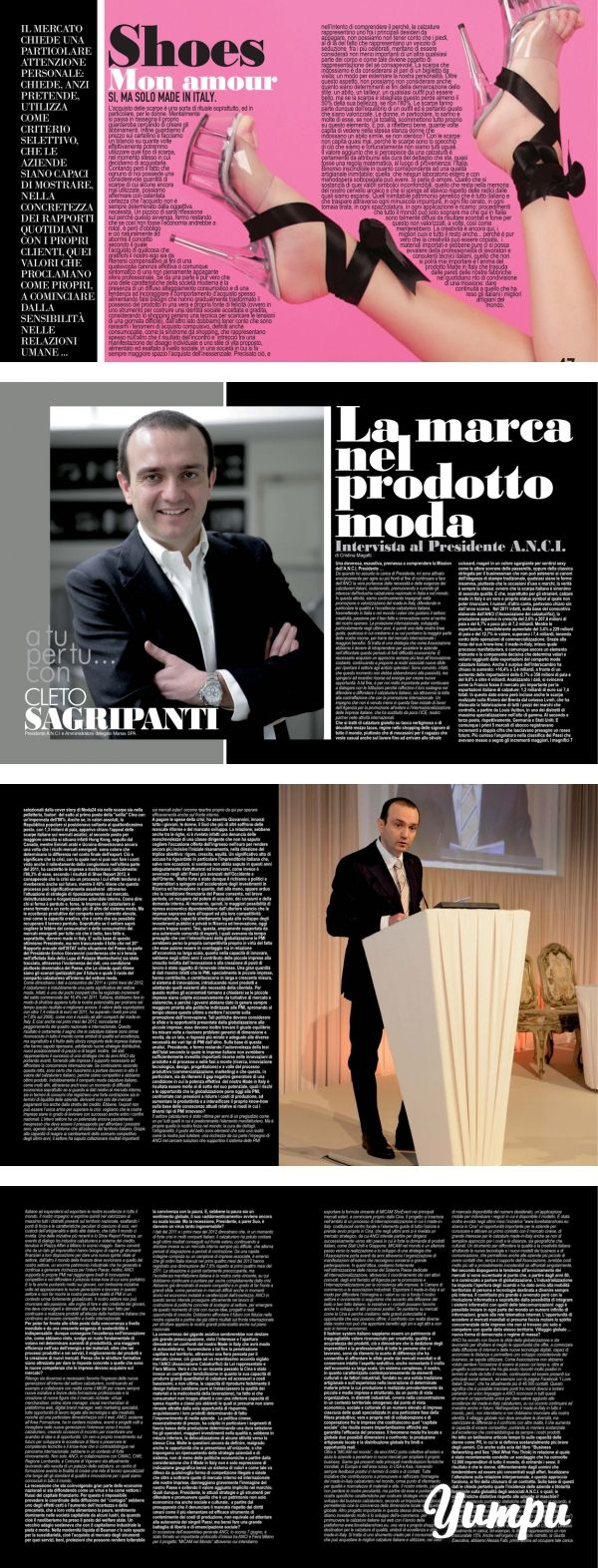 03 rubrica chi lo ha detto.cdr - Donna Impresa Magazine - Magazine with 8 pages: 03 rubrica chi lo ha detto.cdr - Donna Impresa Magazine