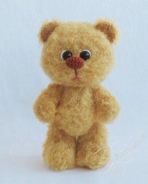 Arseniy ours en peluche, jouet de bonneterie