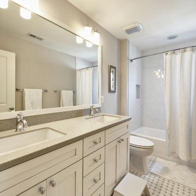 Vanity Top!!: Bathroom Design, Kids Bathroom, Bathroom Kids, Custom Home, Bathroom Lights, White Bathroom, Master Bath, Traditional Bathroom, Bathroom Ideas