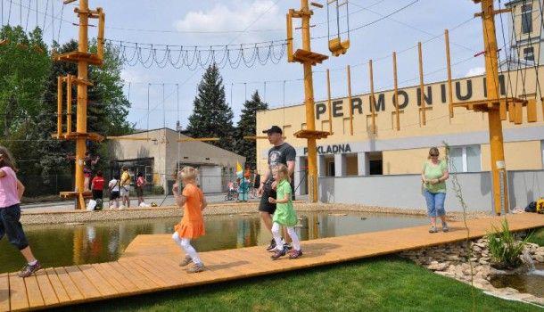 Oslavanské Permonium – zábavní park s příběhem
