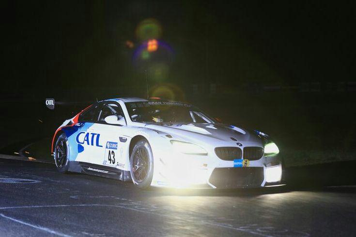BMW M6 GT3 NORDSCHLEIFE SCHNITZER MOTORSPORT M LIVERY