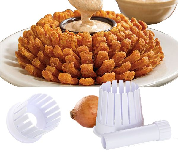 The #best choice for a #party #appetizer #homemade Blooming Onion #maker CHECK OUT #followus Just at www.dealbang.ca #dinner #lunch #brunch #entrance #onion #onionring #hangout #cheap #deal #foryou #buywithconfidence #quality #onlineshop #onlinedeals #savingmoney