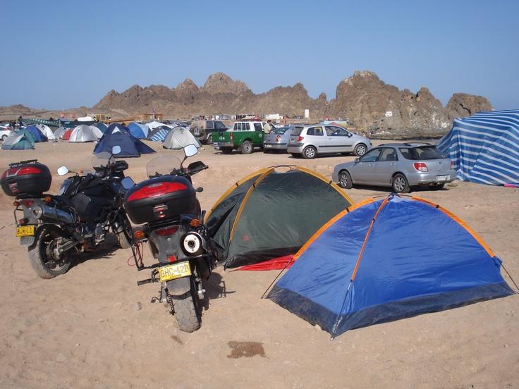 Camping - Montaña