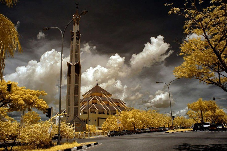 Masjid Raya Batam jakarta ,Indonesia
