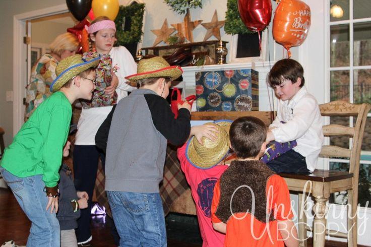 Lone ranger birthday party-33