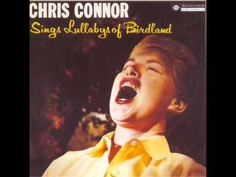▶ Chris Connor - Lullaby of birdland - YouTube