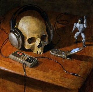 """David Cahill: """"Vanitas""""- 2009"""