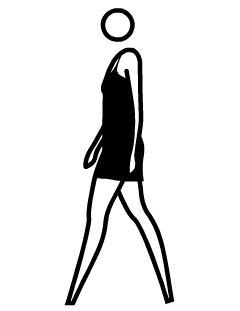 'Keira Walking'