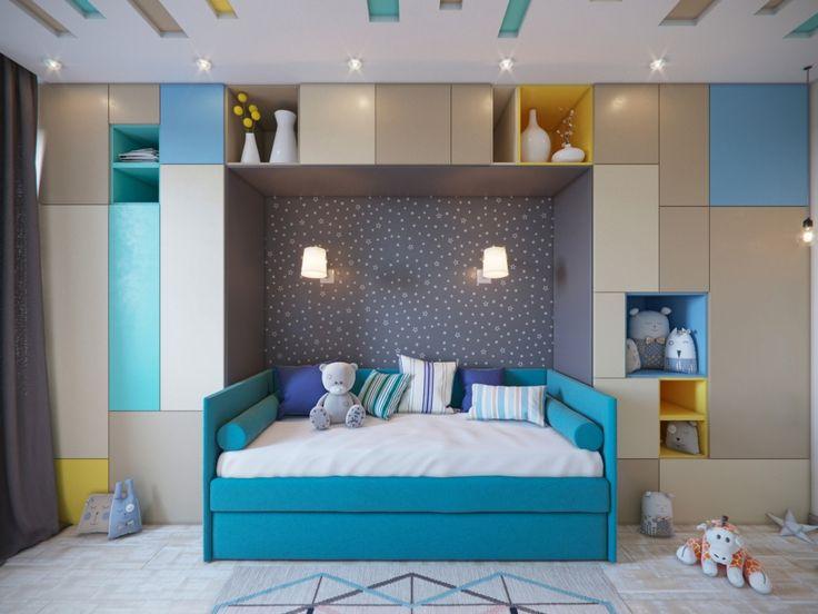 Детская комната - Галерея 3ddd.ru