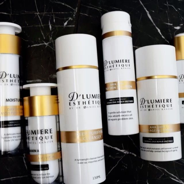 If you're after some serious results try D'Lumiere Esthetique's scientifically-formulated skincare range!