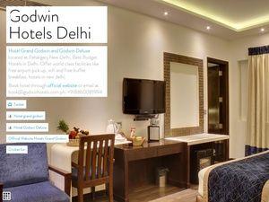 Hotel grand godwin best #budgethotelsindehi #hotels #godwinhotels #holiday Godwin Hotels Delhi