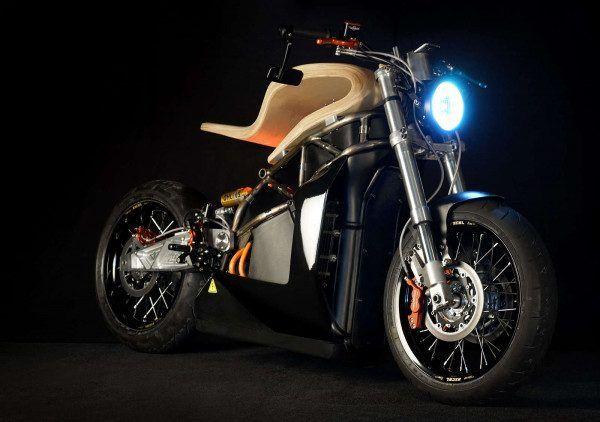 Bmw R Nine T Racer Custom - Steve