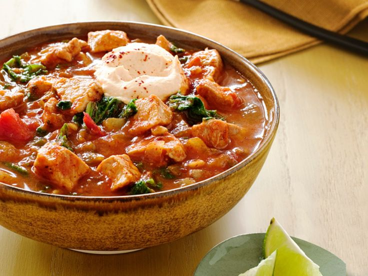 Pinterestte 25den fazla en iyi chili recipe food network fikri pork and pumpkin chili break your ordinary chili routine with a few new forumfinder Image collections