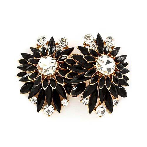 Statement Flower Inspired Look Earrings