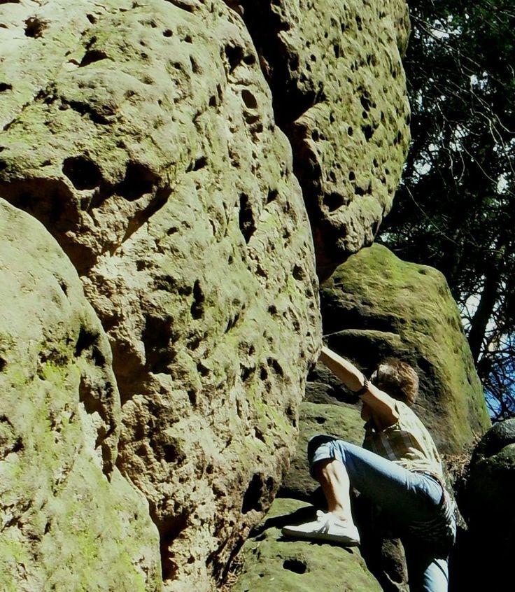 Na szczyt z Bandi-Głazy Krasnoludów
