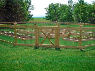 14 Best Images About Garden Fences On Pinterest | Gardens, Garden