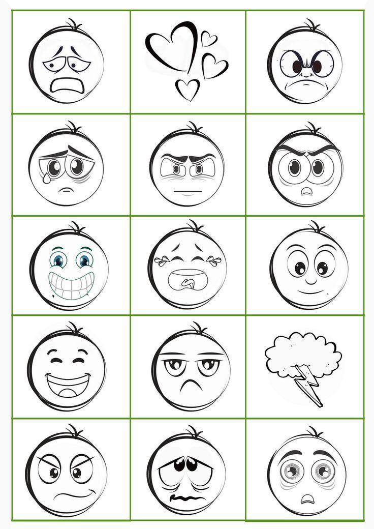 Gefühle Bildkarten Zum Ausdrucken gallery - zalaces ...
