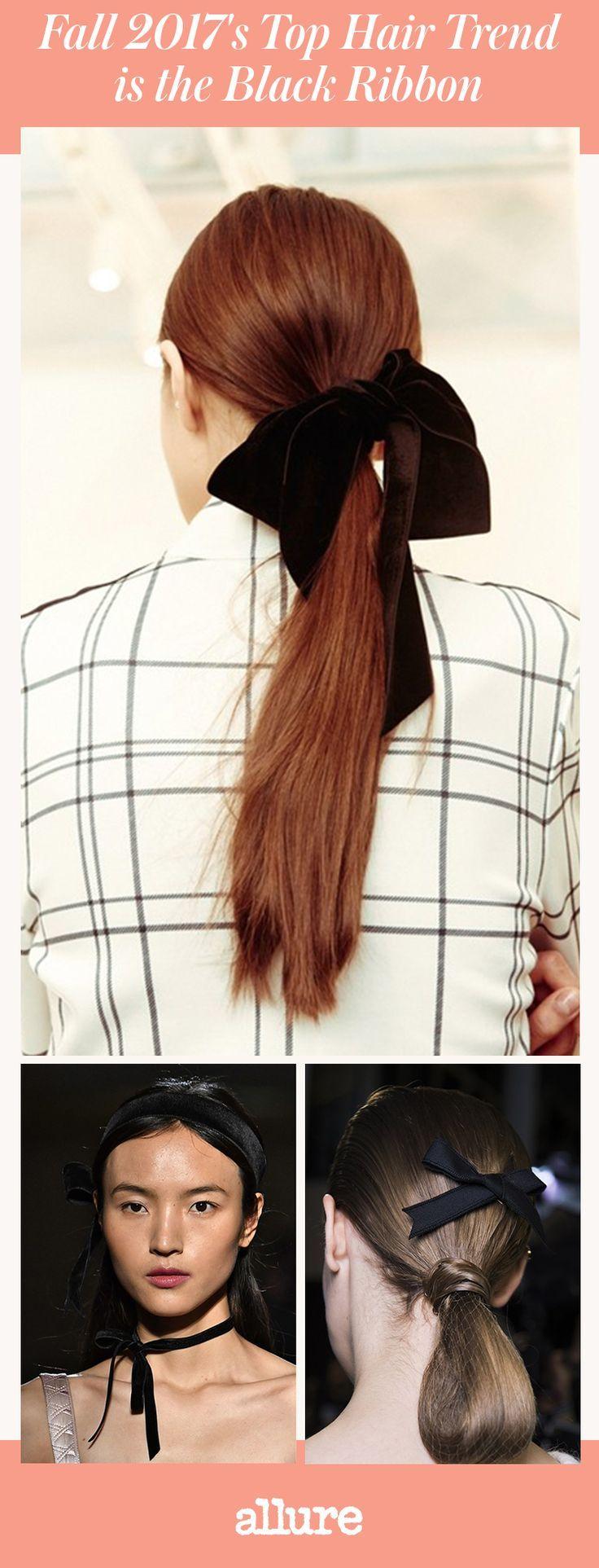 Ceci est la plus grande tendance de cheveux à la Fashion Week cette saison   – BEAUTY