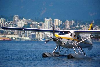 Vandflyver fra Vancouver til Victoria