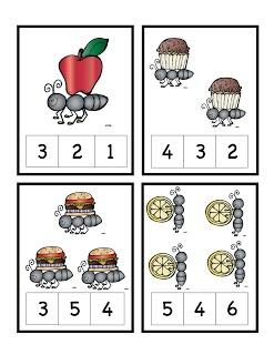 Preschool Printables: Free Ant Printable