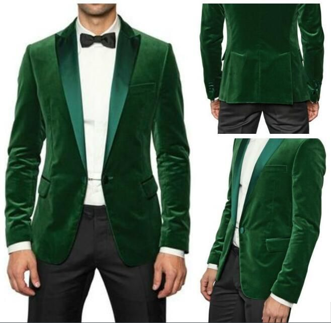 2016 Green Velvet Groom'S Tuxedos/Wedding Suits For Men /Bestman'S Tuxedo Set Jakcet+Pants+Bowtie+Pocketsquare Tuxedos For Women Best Mens Suits From Brucesuit, $161.5| Dhgate.Com
