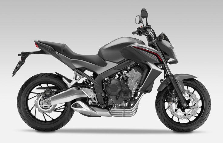 2015 Honda lança CB 650F