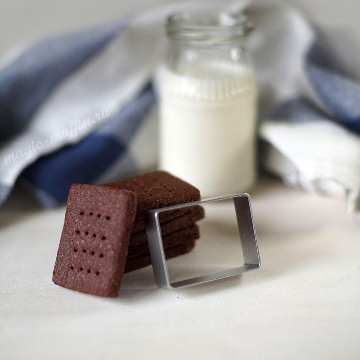 Форма для печенья Прямоугольник cookies chocolate  rectangle milk