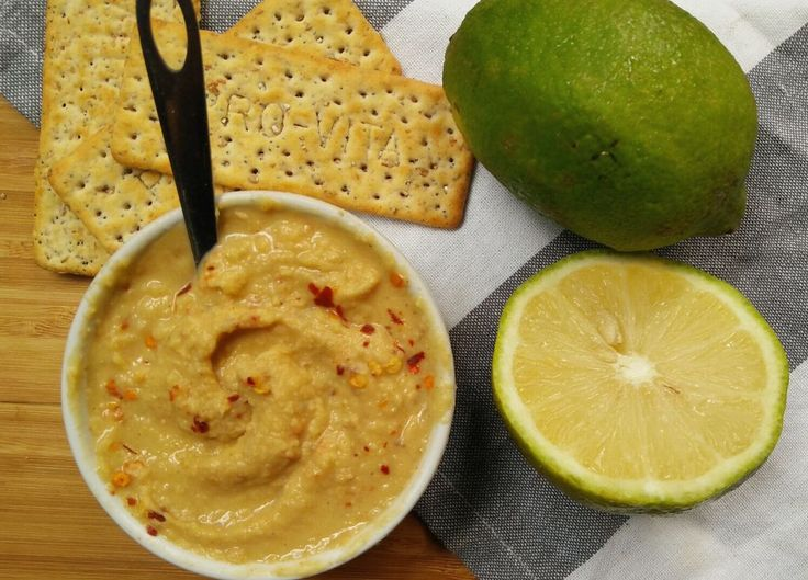 Quick and Easy Hummus recipe without tahini