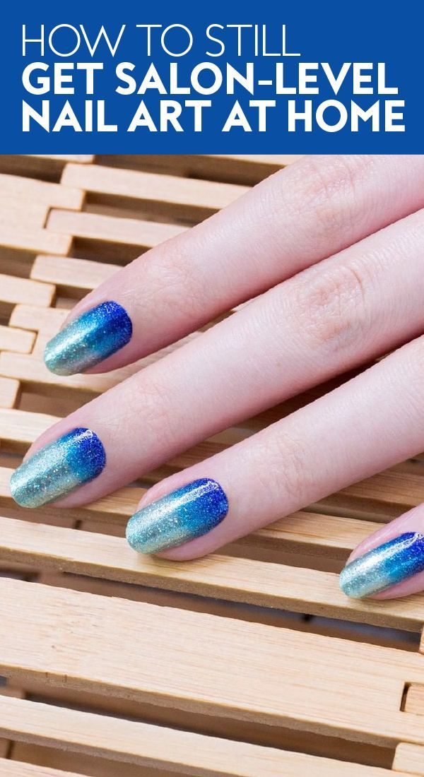 The Best Nail Stickers Of 2020 Nail Stickers Wraps And Foils For Instant Nail Art In 2020 Instant Nails Nail Stickers Tie Dye Nails