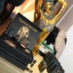 Egyptian Wonder Bronzing poeder en Lipstift